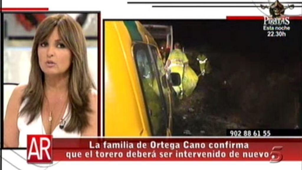 Ortega, entre la vida y la muerte