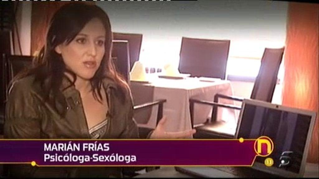 Marián Frías, psico-sexóloga