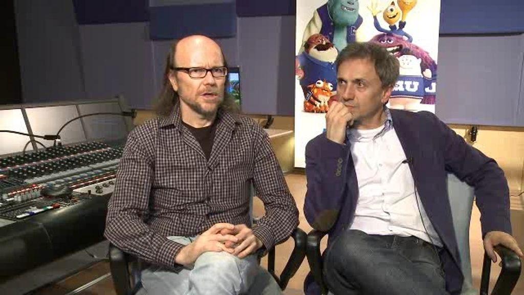 Entrevista con José Mota y Santiago Segura