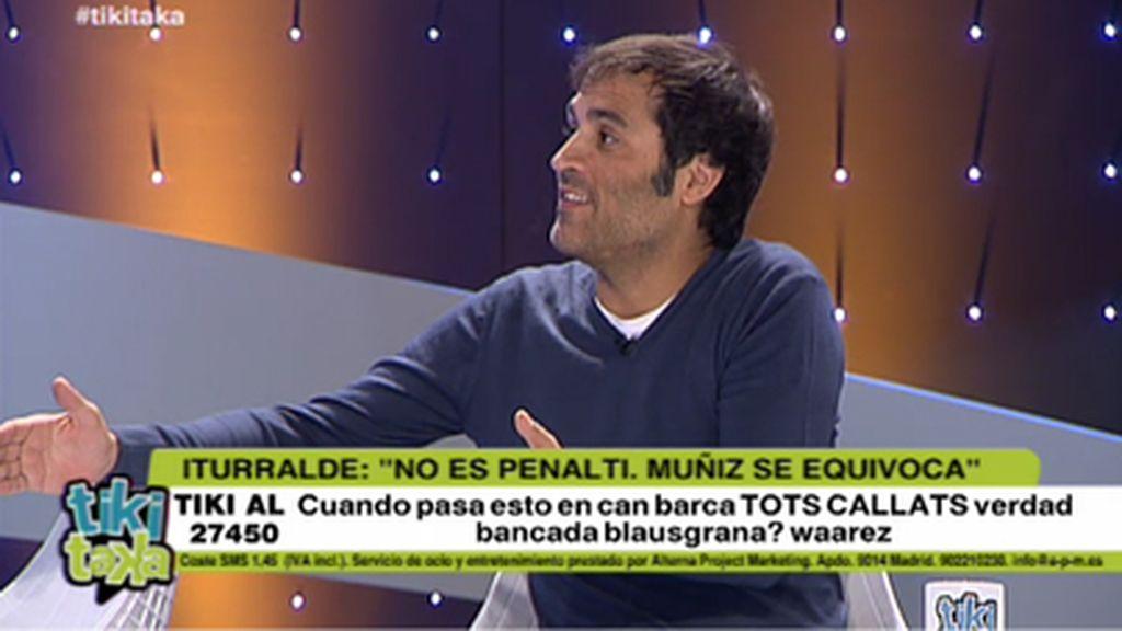 """David Sánchez: """"El Real Madrid ganó en Elche porque Muñiz lo quería"""""""
