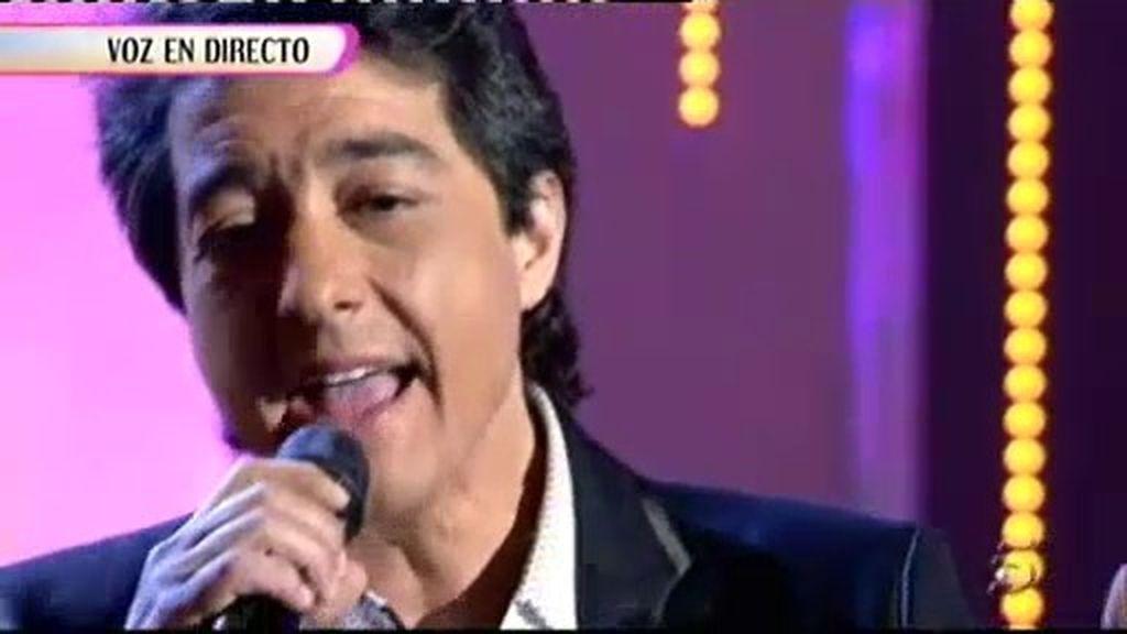 Juan Valderrama interpreta 'Envidia'