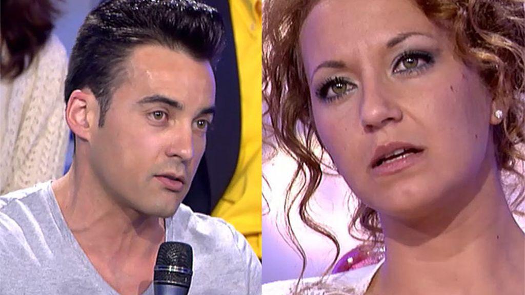 Vicente defiende a Gina