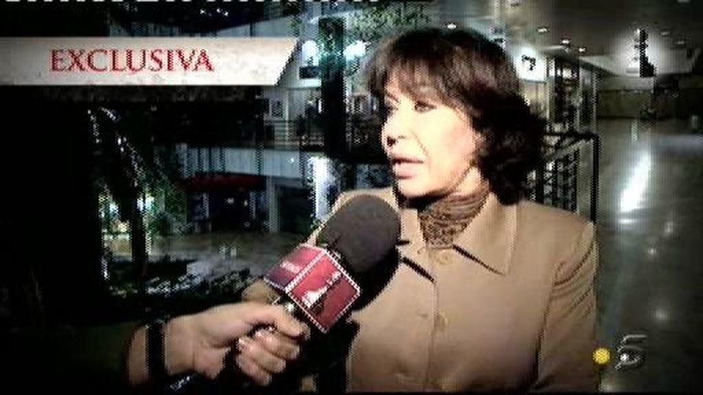 La madre de Elena Tablada estalla