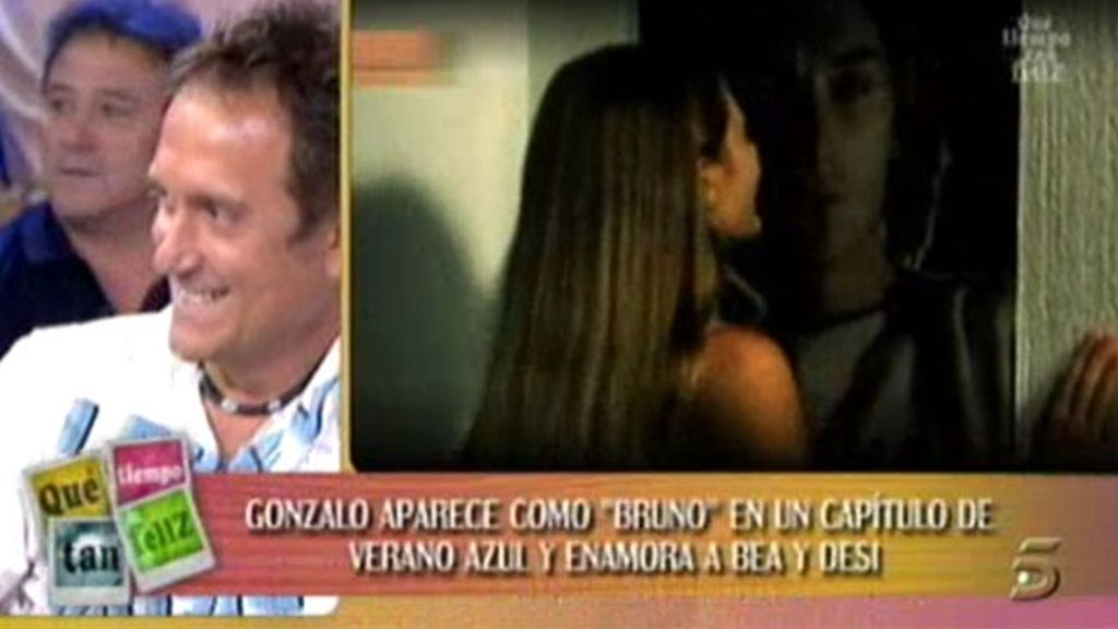 Gonzalo en 'Verano Azul'