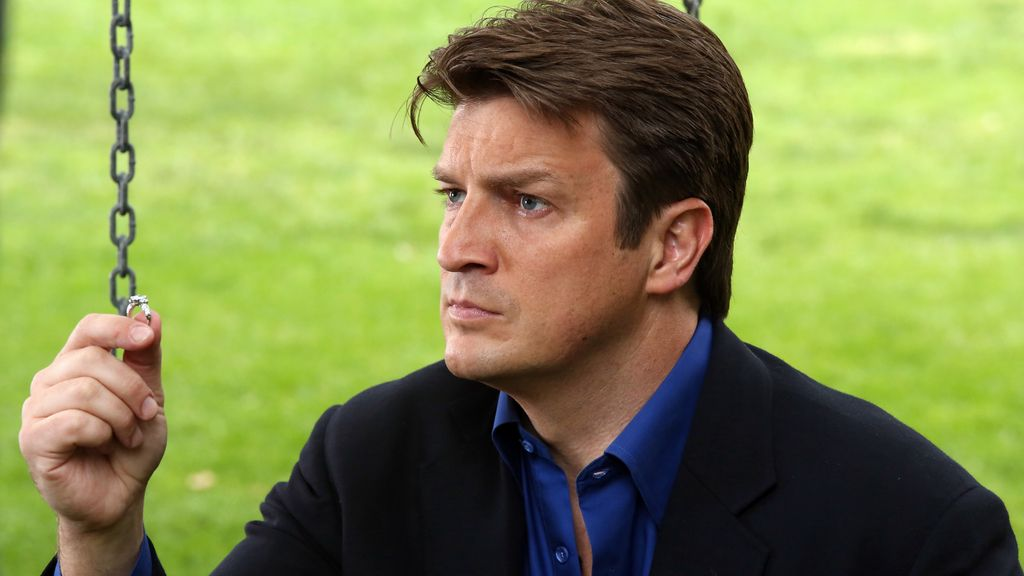 Castle pide matrimonio a Beckett