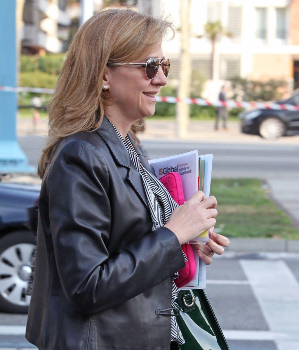 La Infanta ya no está tan enamorada de Iñaki, según Consuelo Font