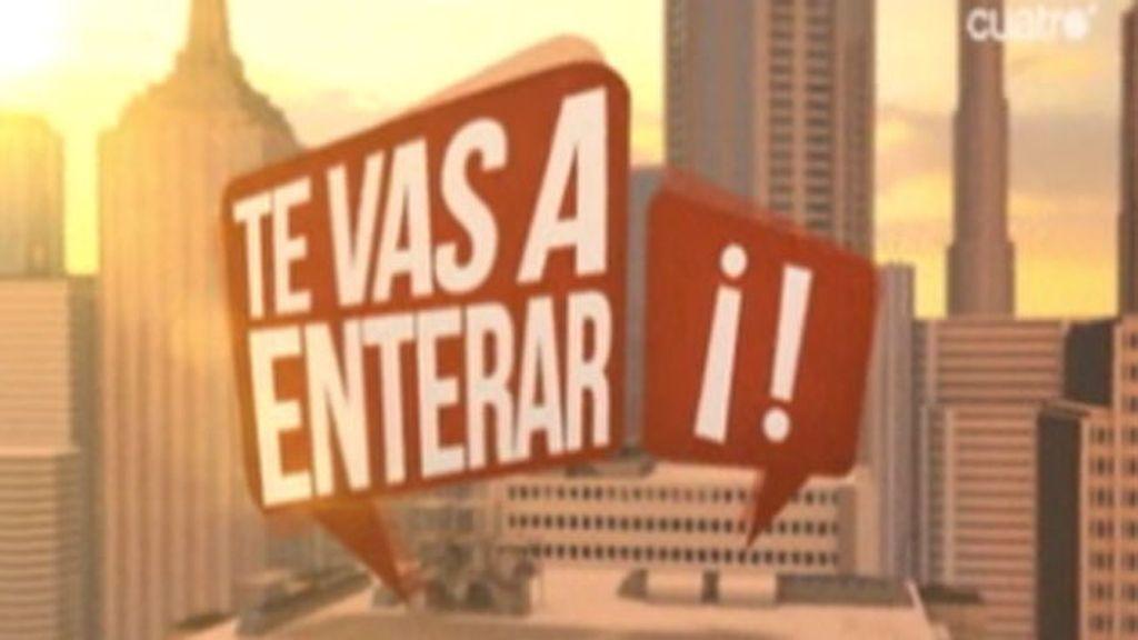 'Te vas a enterar' (21/05/13)