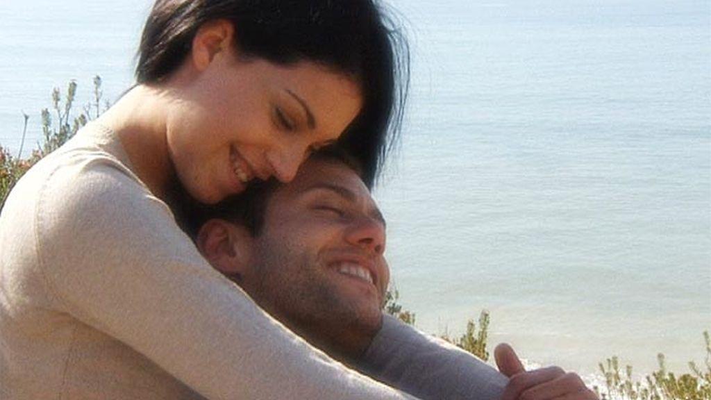 Fabián y Sonia, de escapada