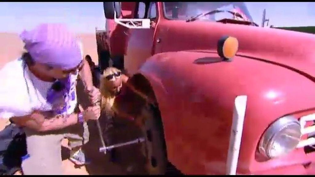 Yo para ser feliz quiero un camión