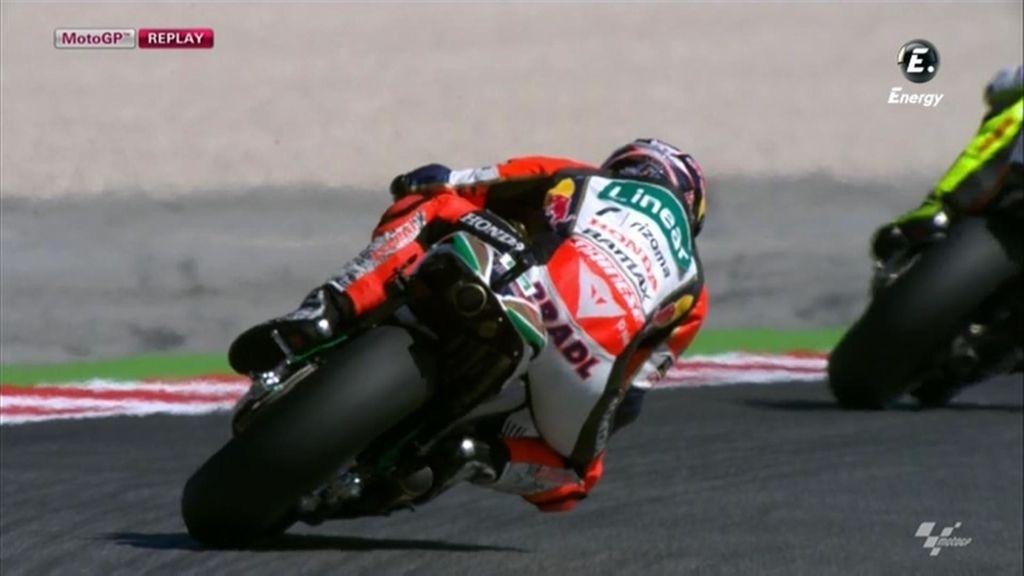 La FP2 de MotoGP en Misano, a la carta