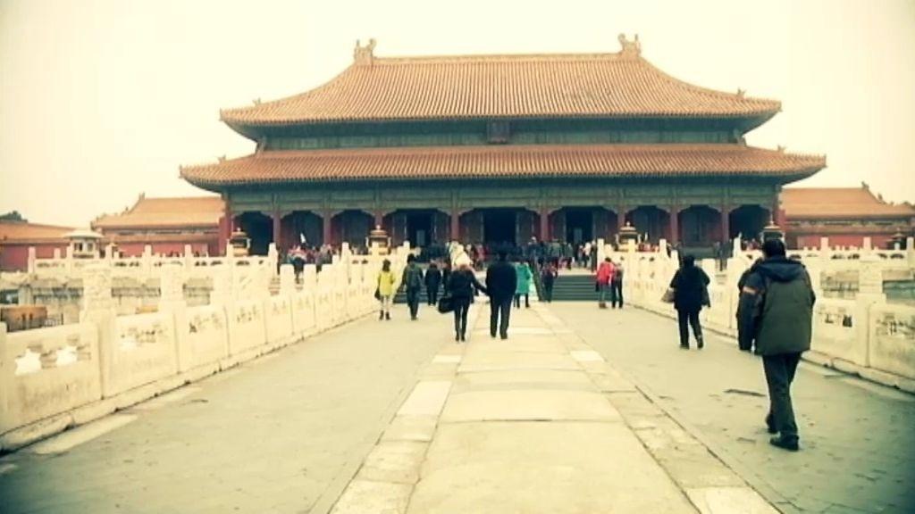 La Ciudad Prohibida fue construida en 1400