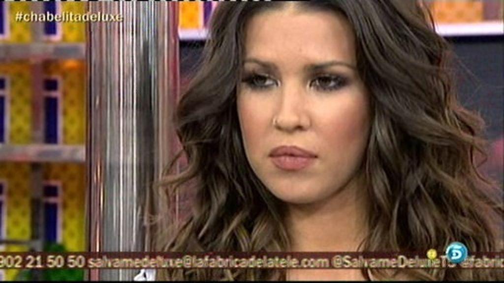 """Chabeli, ex de Kiko: """"Alberto Isla me tiró los trastos estando con Chabelita"""""""