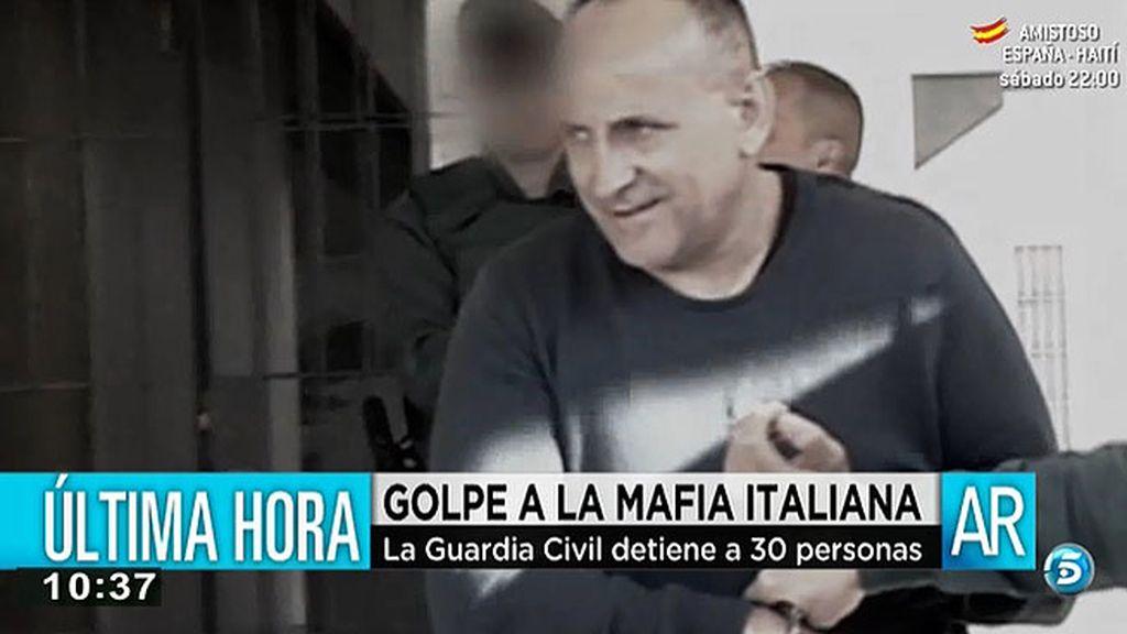 La Guardia Civil detiene al líder del clan Polverino