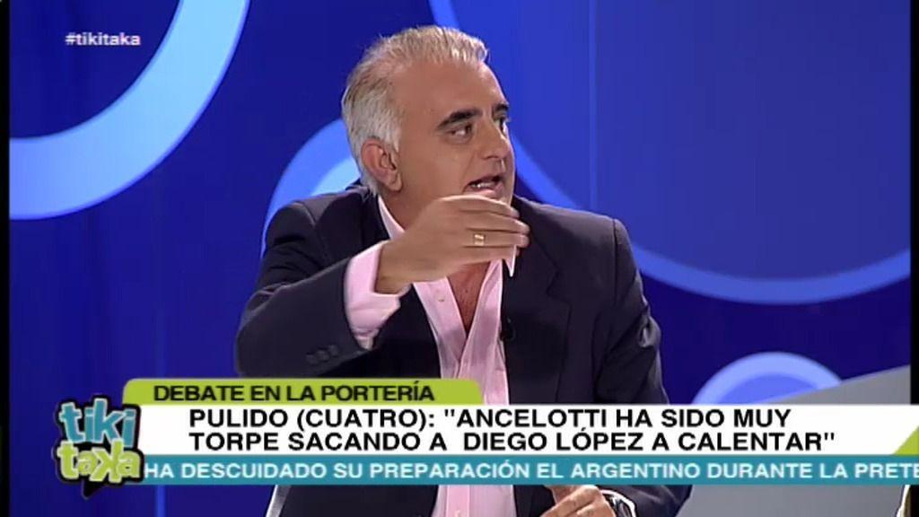 "Pedro P. San Martín: ""Ancelotti la ha liado gratuitamente"""