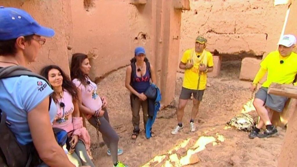 Lola y Marbelys dan una nueva oportunidad al equipo amarillo