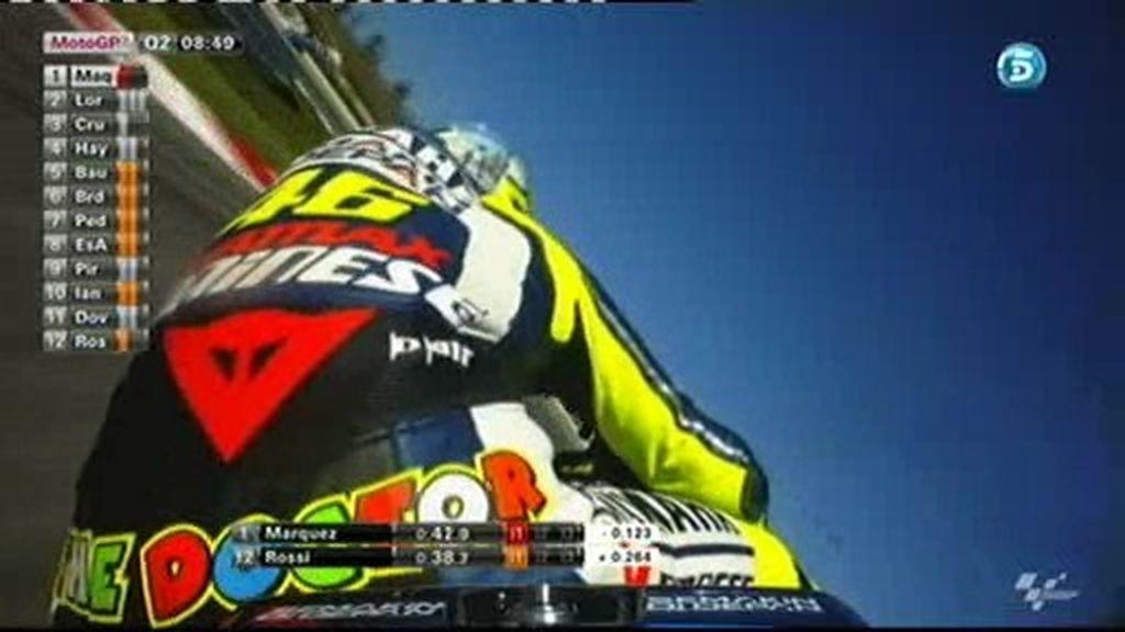 La QP2 de MotoGP en Misano, a la carta