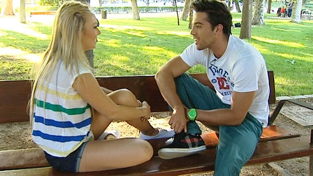 Niki y Esteban (13/06/11)
