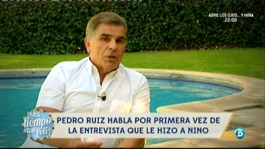La última entrevista a Nino Bravo
