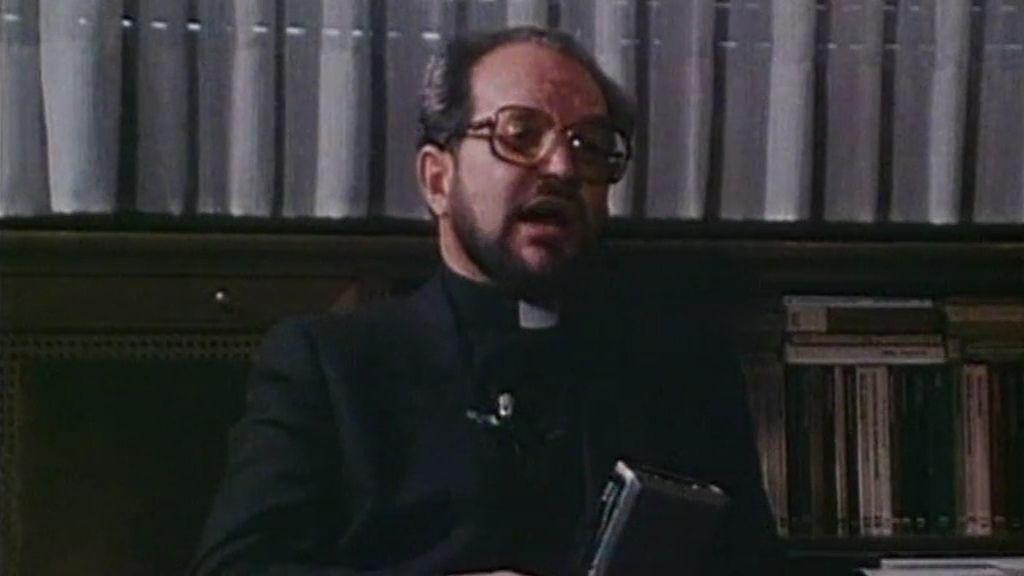 El padre José María Pilón y lo paranormal
