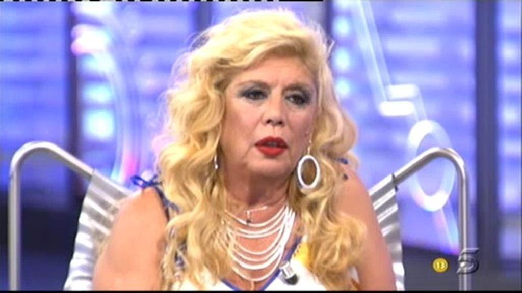 María Jiménez se sincera
