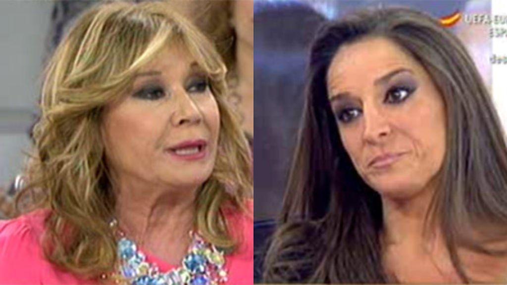 "Alia a Mila Ximenez: ""Has dicho barbaridades de mi familia"""