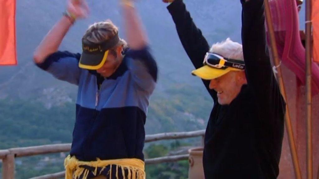 Iván e Ismael se llevan su segundo dirhan consecutivo