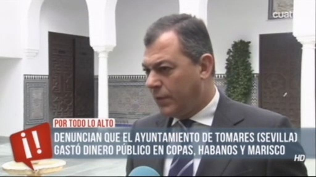 Derroche en el Ayuntamiento de Tomares