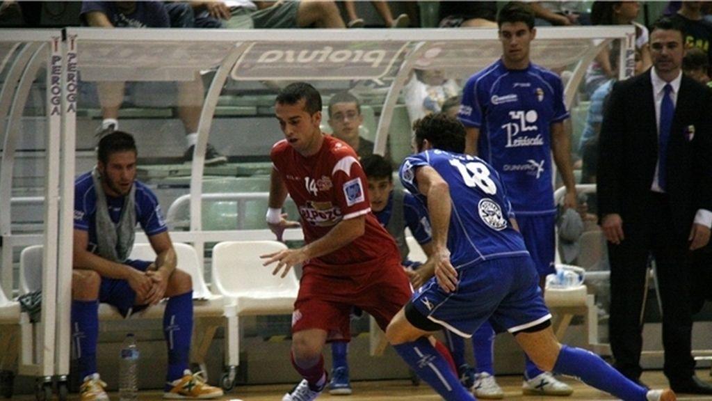 ElPozo debuta ante su afición con victoria ante el Peñíscola (5-1)