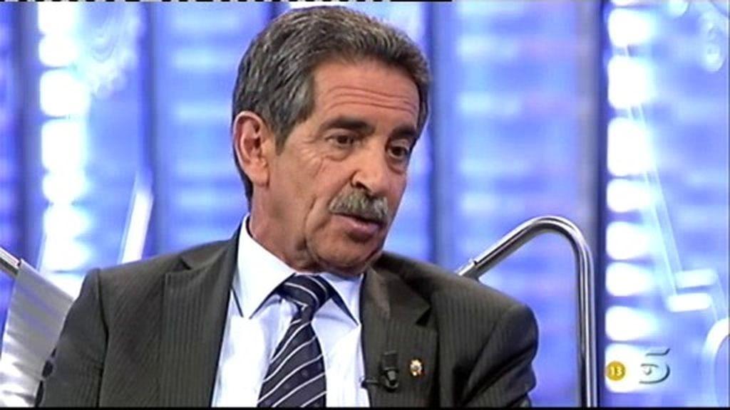 M.A.Revilla, íntimo de Zapatero