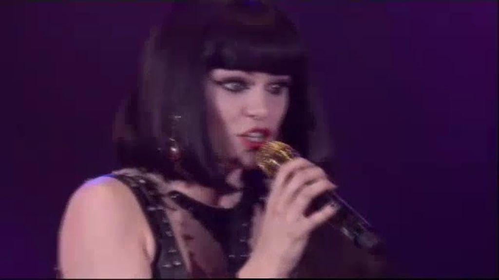 Jessie J en escena