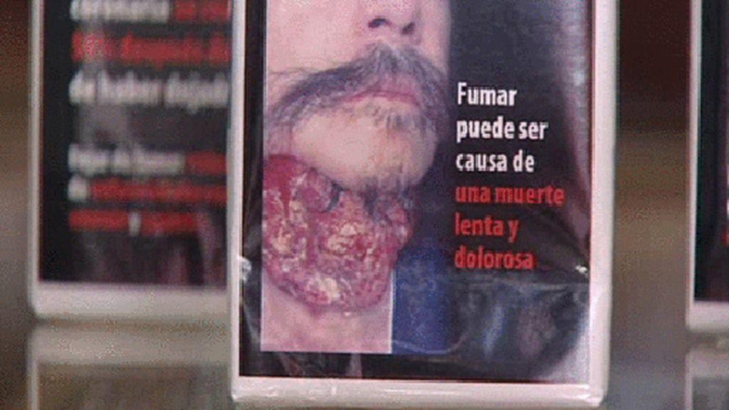 Cajetillas para dejar de fumar