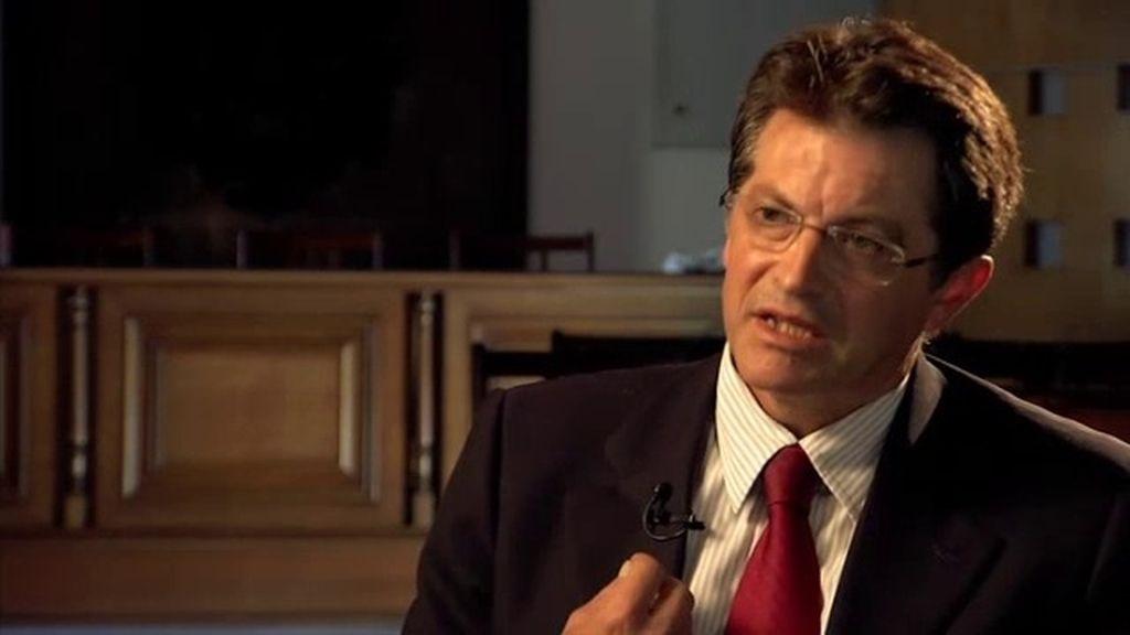 Mercedes entrevista al alcalde de Lorca
