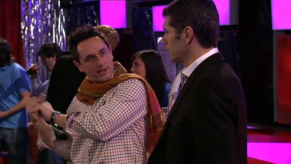Así se conocieron Andrés y Juanjo