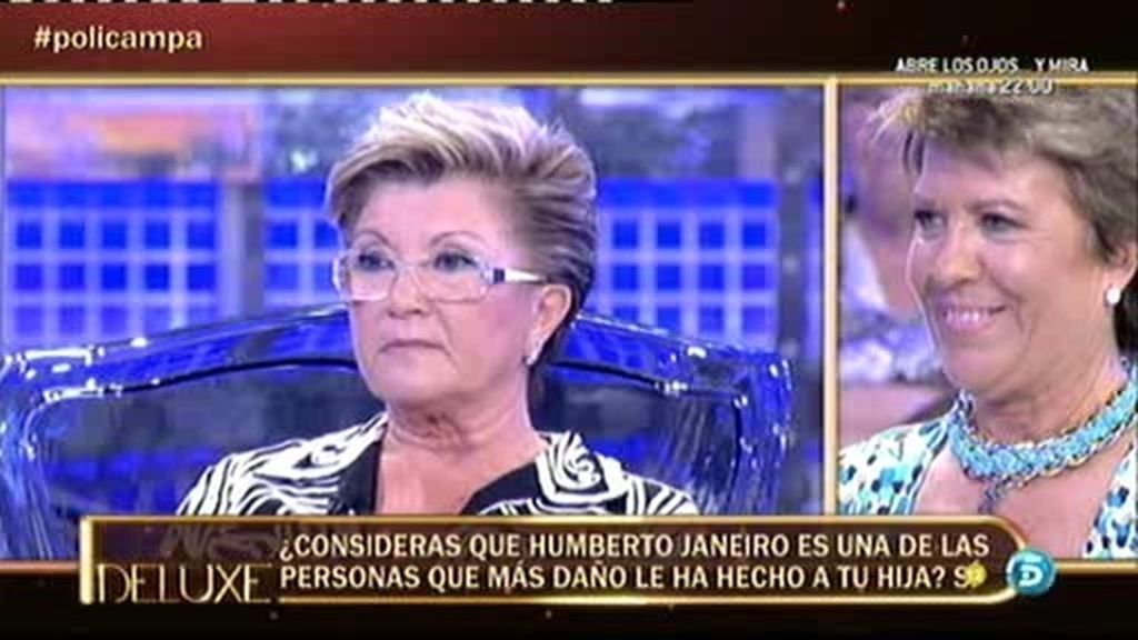 """Remedios Torres: """"Humberto Janeiro es la persona que más daño ha hecho a mi hija"""""""