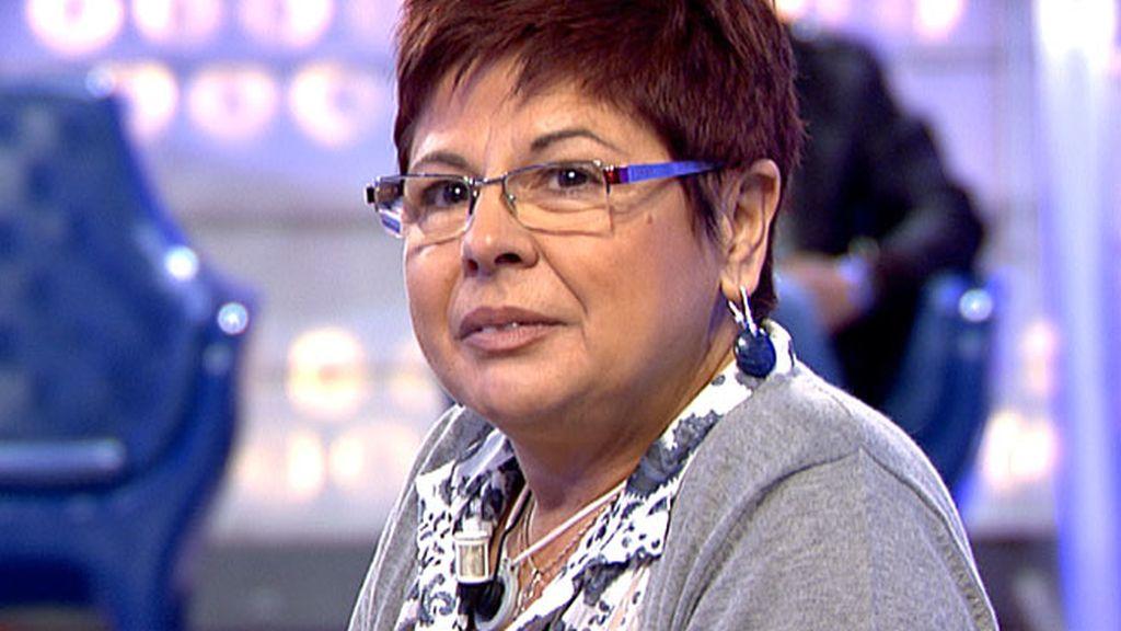 La madre de Marina cree que su hija y José Luis hacen buena pareja