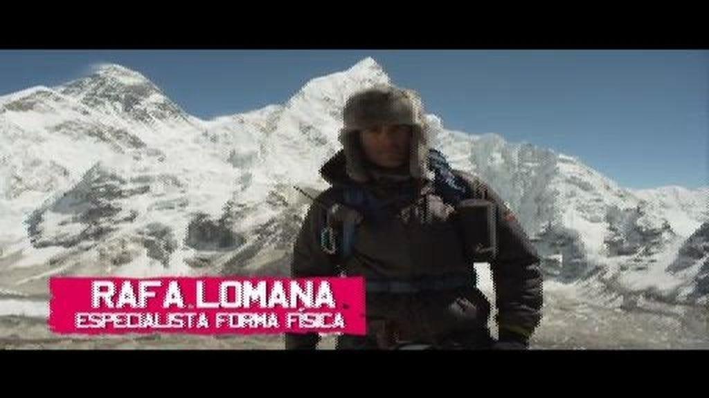 Rafa Lomana: el terror de los concursantes