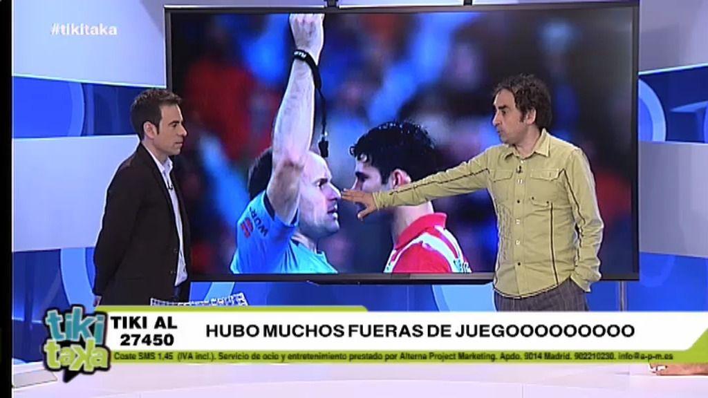 """Iturralde: """"Llevar a Diego Costa a la selección es un riesgo"""""""