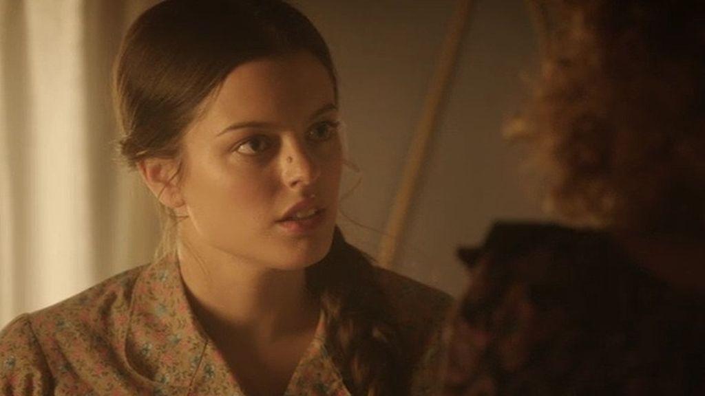 Isabel descubre que Cristina la abandonó por culpa de sus hermanas