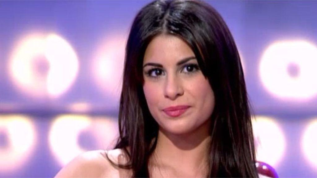 Marina se enfada