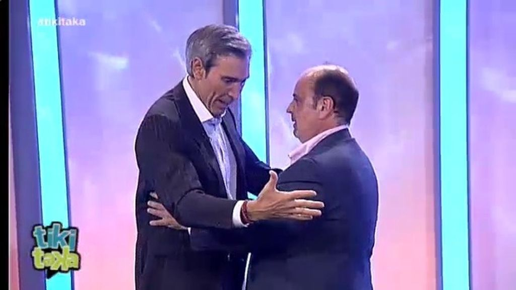 Lobo y Juanma reconstruyen la polémica jugada del ¿penalti? sobre Pepe