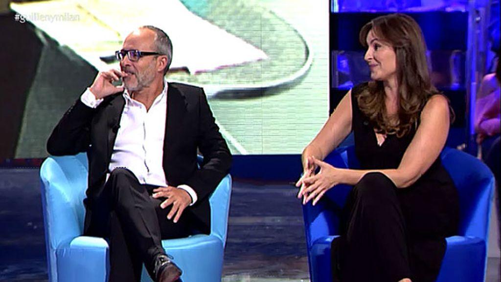 ¿Cómo se enamoraron Ana Milán y Fernando Guillén Cuervo?