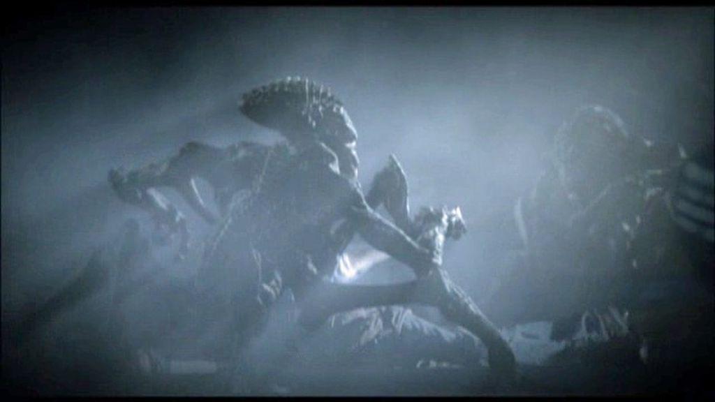 Los alienígenas llegan a Cuatro