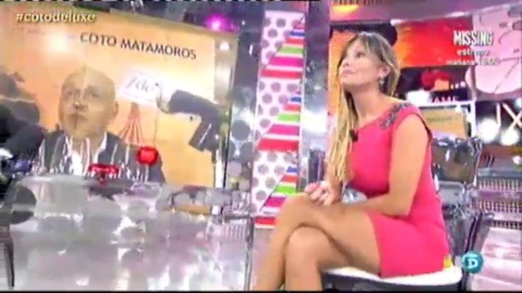 """María Matamoros: """"Perdí la relación con mi familia por culpa de mi padre"""""""