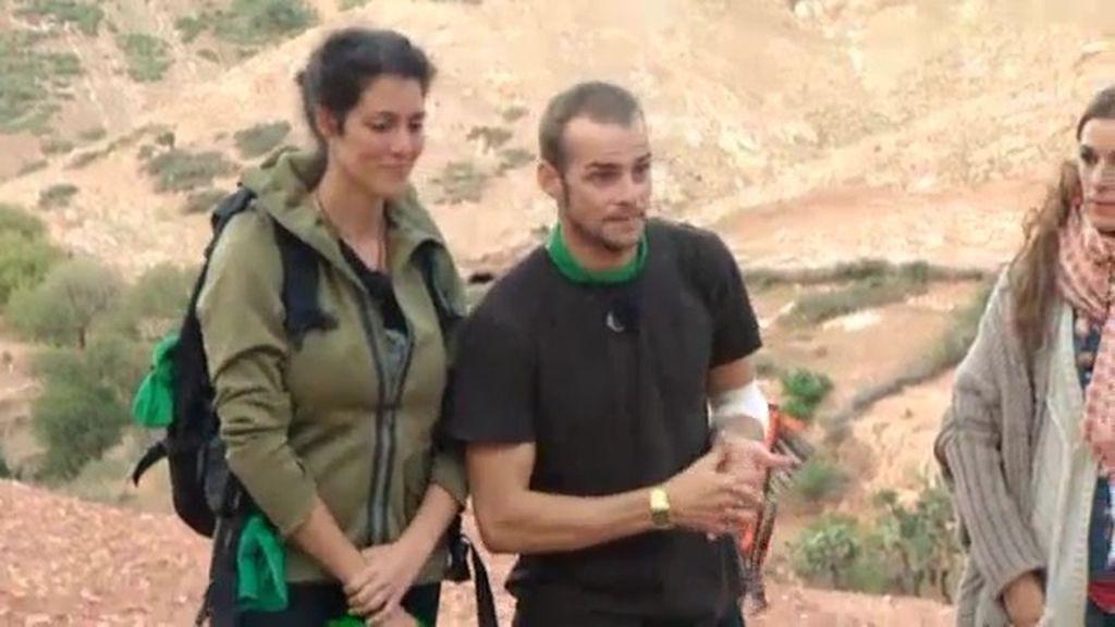Alex y Rocío abandonan Expedición Imposible hablando claro