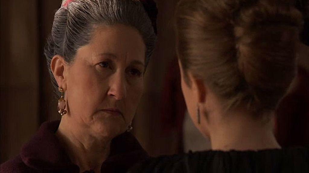 Beatriz amenaza a Blanca