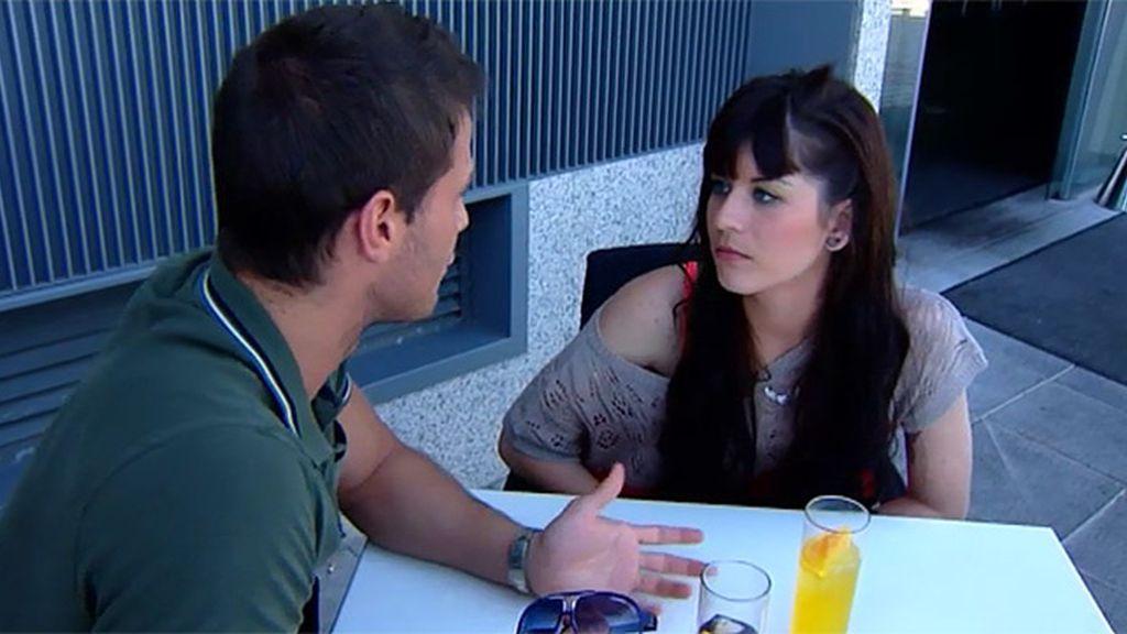 Cita Clar y Patricia