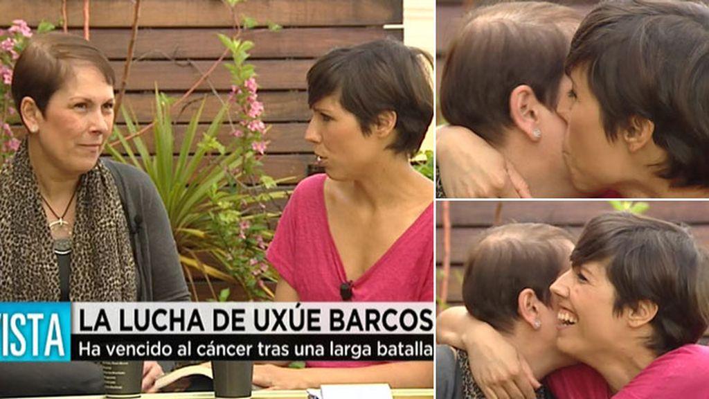 """Uxúe Barcos: """"Rajoy tiene que dar un manotazo en la mesa europea... Cuando tienes cáncer no dices corcho, dices joder"""""""