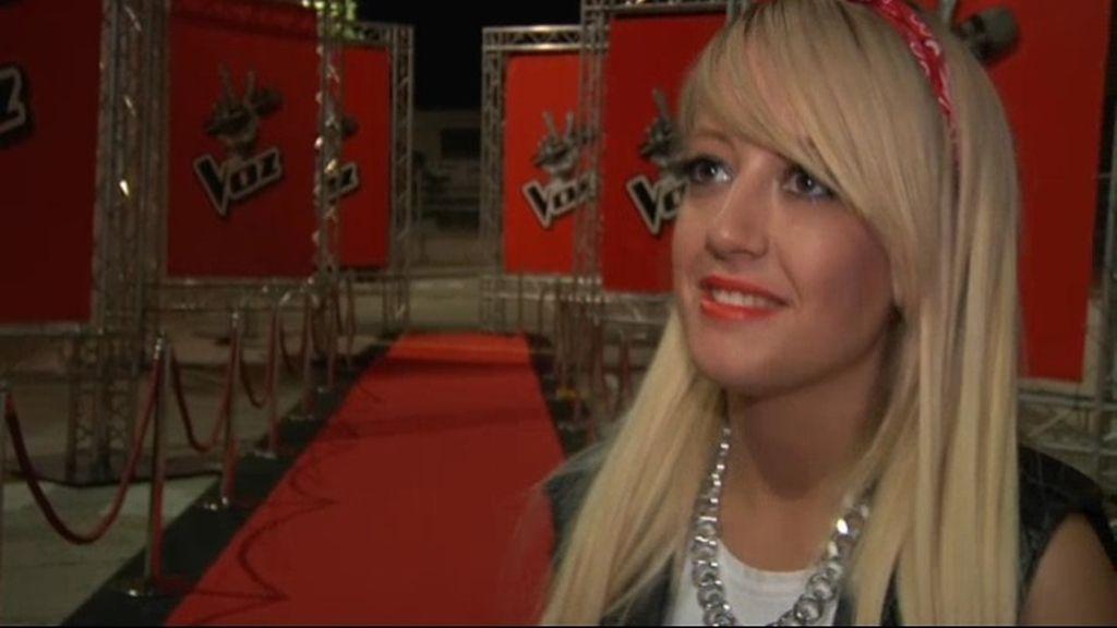 """Mandy: """"Visto como canto, mezclando toques rockeros y dulces"""""""
