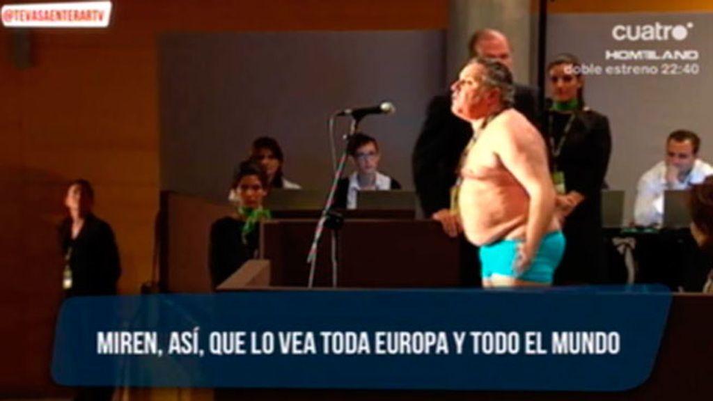 La junta de accionistas de Bankia, un aluvión de protestas contra las preferentes