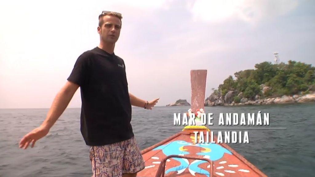 Andamán, el tesoro de Tailandia